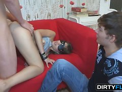 Dirty Flix - Liona Levi - Spicing it up with kinky sex