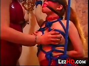 Teen Slave Gets Used By Her Master