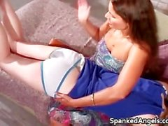 Naughty teen getting her good part6