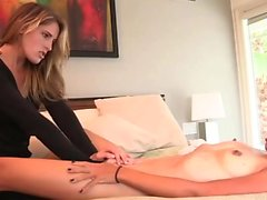 Hot beauties love some lesbian action