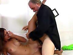 Busty amateur squirt sex