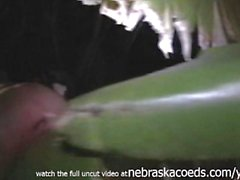 strap-on sex with a tree party girl fetish fun
