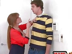 Hot Darla Crane is into her stepdaughter