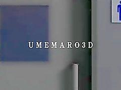 Umemaro 3D Vol 12 Tadaima Osouji Chuu Work in