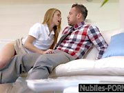 Daughter Anya Olsen Caught & Punished By Step-Dad