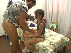 Hot Brazilian Teen - Rough Pussy and Anal rampage (Fiz18scene1)