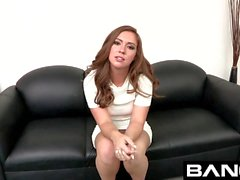Maddy O'reilly Thinks She Did Well at the Audition