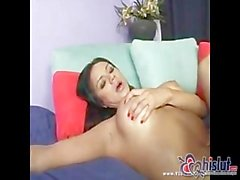 Velicity Von British Whore fucked by 5 huge black