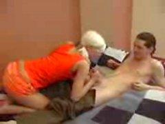 relaxing massage then fuck