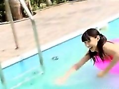 Beautiful Asian Schoolgirl Softcore