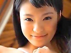 Beautiful Japanese Schoolgirl Softcore