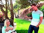 MILF Tanya invites Staci in threesome