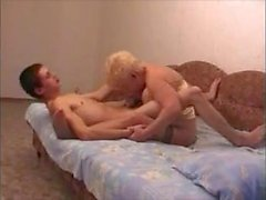 Moden Kvinde & Ung Fyr (Danish Title)(Not Danish Porn) 21