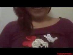 #0359 - Skype girl having fun