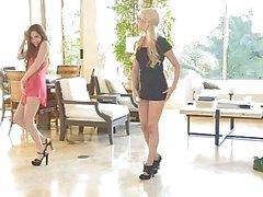 Cassie and Chloe adorable ftv teen schoolgirl