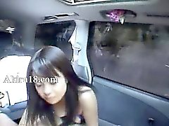 chinese blowjob in the car