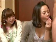 Japanese not mother-daughter TV fantasy