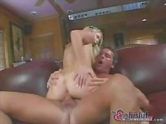 Katie Morgan is a hot porn star that likes cock in any way she can