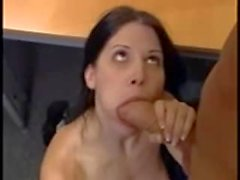 Office sex with hot young thing and her tight body