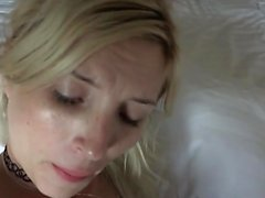 Blonde Piper wants a hard dick