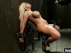 Sexy Natasha likes to get dominated
