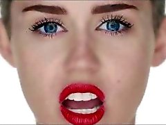 Miley Cyrus naked in her new music video