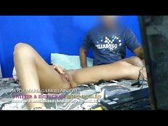 Hot Brunette Teen Maria Gabriela P on LIVE webcam