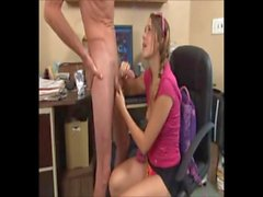 Sweet young sinner blackmailing daddy