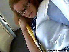 Teen Sex On Bus teen amateur teen cumshots swallow dp anal