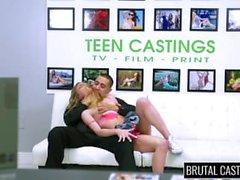 Brutal Casting - Sydney Cole