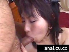 yukine fujishiro in stockings rides stiffy