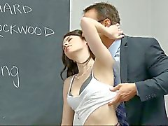 Schoolgirl passes sex exam