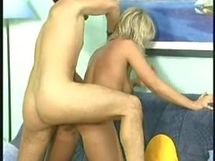 Hot milf and her younger lover 610