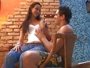 Cute Brazillian Burnette Teen Anal