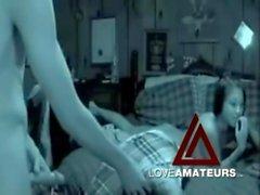 Teens make a big cock homemade video clip