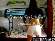 Vibrate Turkish Hooker Girl Shaking Ass