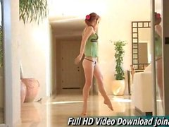 Lacie for another round with FTV and a newer more fit look