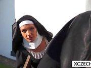 Monster Alert! Cathlic nuns and monster - xczech