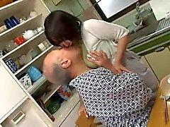 Old Man Excellent Nursing Care
