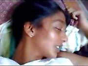 Indian college girl has hard insertion in hotel wow