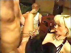 Wife Fucks Young In Front Of Hubby