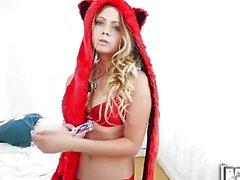 Mofos - Lilly Sapphire - Bubblegum Cutie Teases Her Man