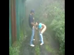 Indian Homemade Painfull Junjle Sex with her Friend on adultstube