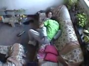 young couple morning fucking