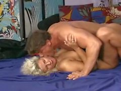 Hot milf and her younger lover 596