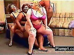 Plump Teen In Amazing Copulation