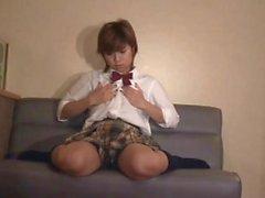 Japanese amateur schoolgirl vintage AKI