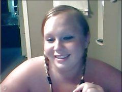 Young Chubby on cam