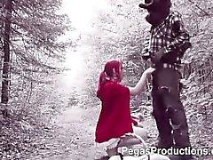 Lil Red Riding Slut