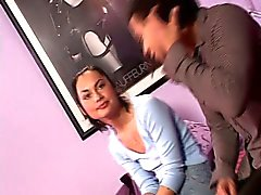 Jirina in Casting Couch Cuties